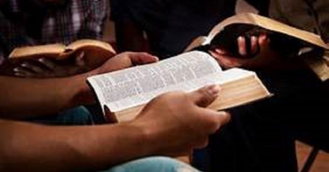 Mid-Week Bible Talk