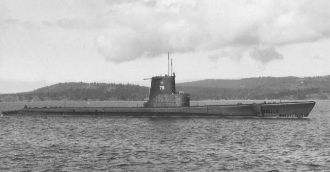 Submariners Gathering in Victoria - November 4th image