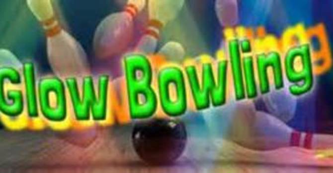 Youth Glow Bowling - January 28, pre-register image