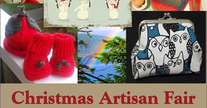 Christmas Artisan Fair