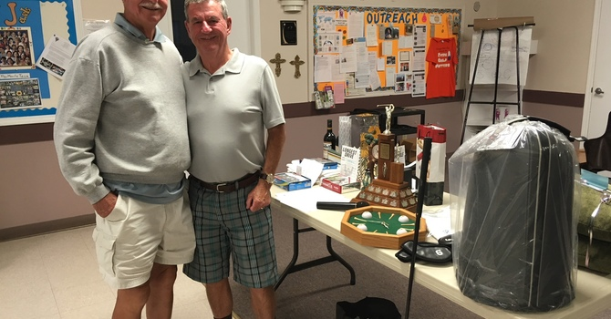 Men's Club Golf and Dinner Success! image