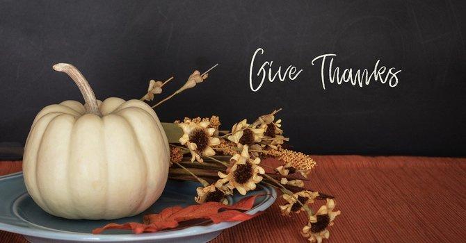 A Litany of Gratitude image