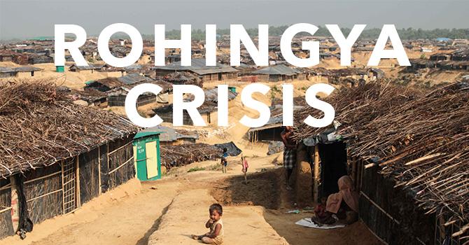 Rohingya Crisis Generosity image