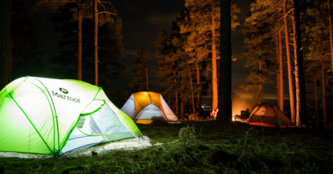 WEFC Camping