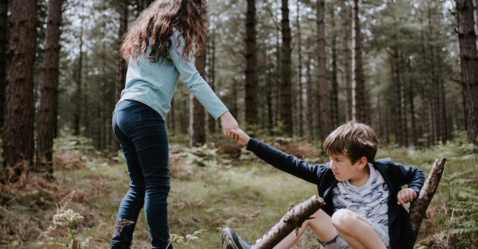 Family Experiences Shape our Relationship with God