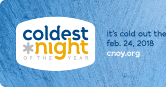 Coldest Night of the Year Fundraising Walk image