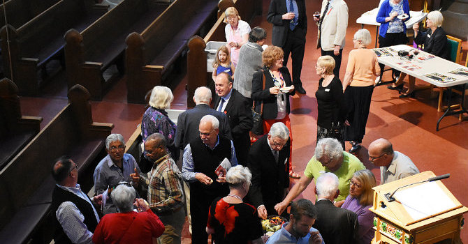 "Cathedral launches ""The Friends of Christ Church Cathedral"" image"