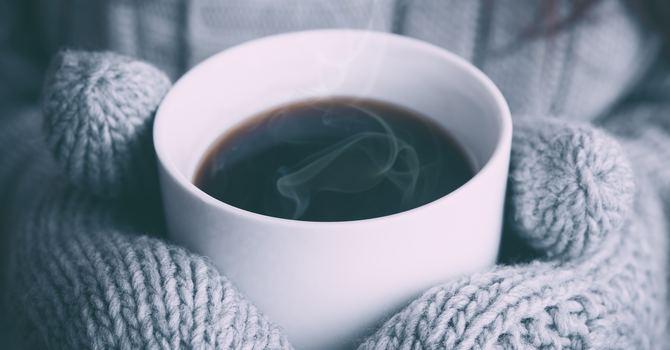 Socks and Coffee image