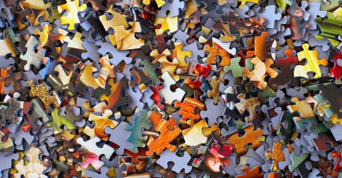 Do you have a jigsaw and or novels? image