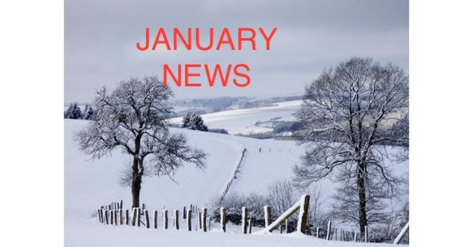 JANUARY NEWS image