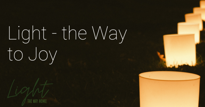 Light - the Way to Joy