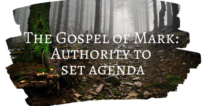 Authority to Set Agenda