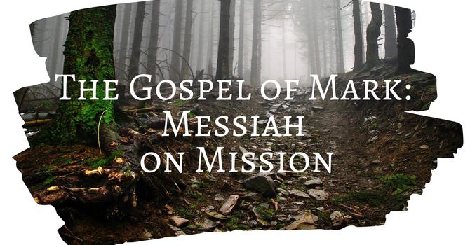 Jesus on Mission