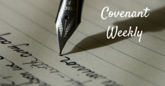 Covenant Weekly - July 4, 2017 image