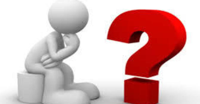 Living with Questions (or Reframing the Message of Christianity)
