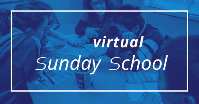 VIRTUAL SUNDAY SCHOOL image