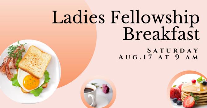 Ladies Fellowship Breakfast