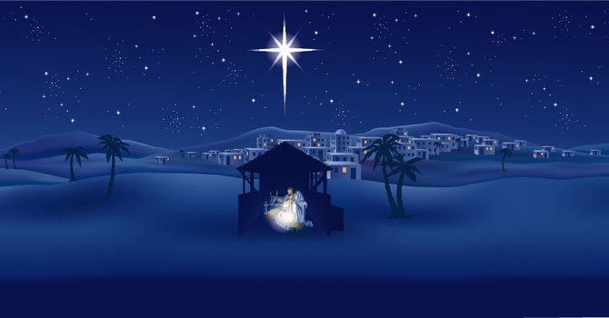 Patrick's Christmas Letter To The Parishioners Of St John's image