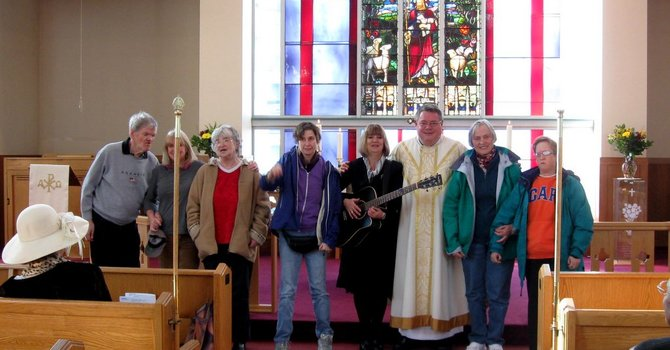 The MIxed Abilities Choir Joins Us Again image