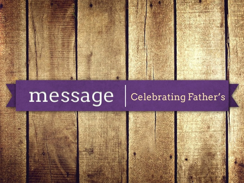 Celebrating Father's