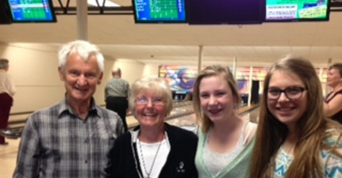 Youth/Seniors Bowling image