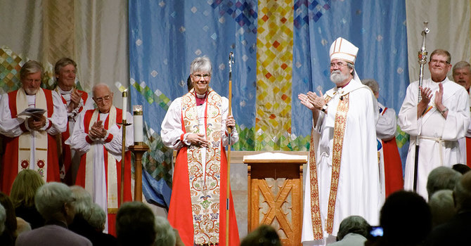 Bishop's Ordination image
