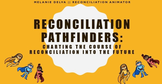 Reconciliation Pathfinders ANNOUNCEMENT image