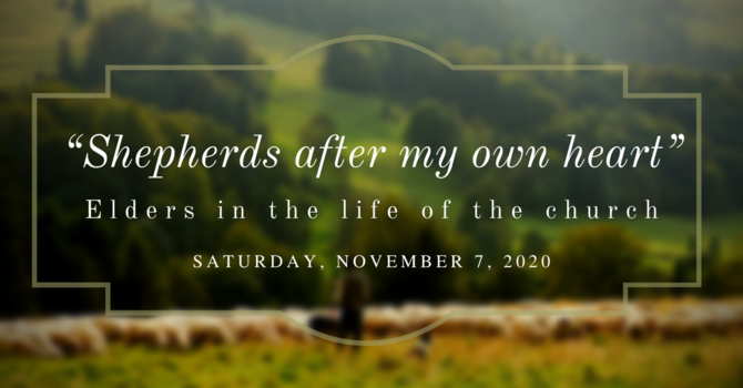 Being an Elder's Wife