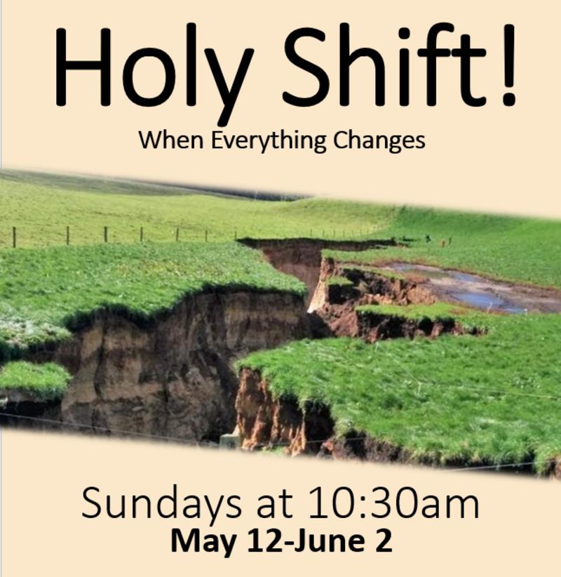 Holy Shift!!