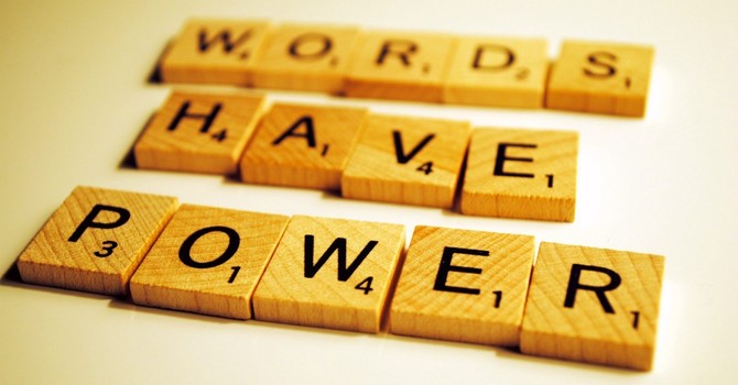 Words Can Pave a Way for a New Tomorrow