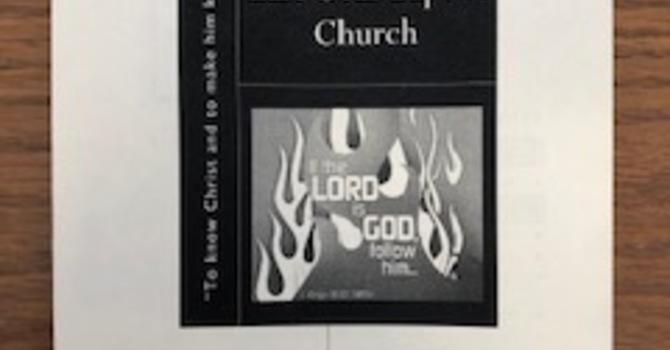 February 16, 2020 Church Bulletin image