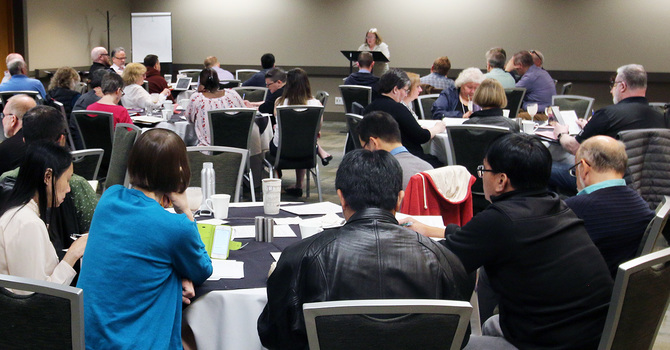 A Memorable Clergy Conference