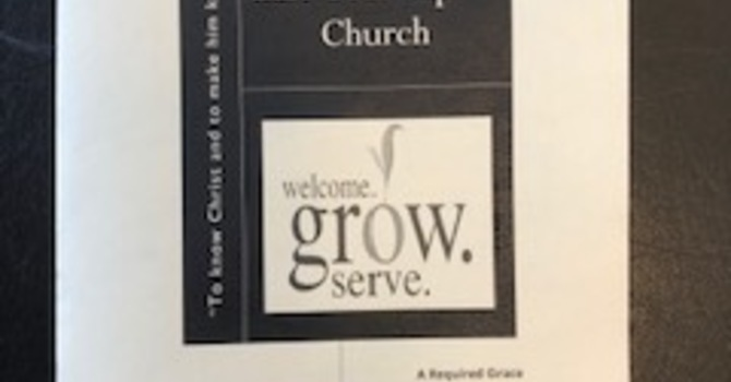 March 8, 2020 Church Bulletin image
