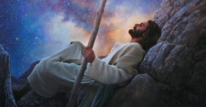 Resting in Jesus