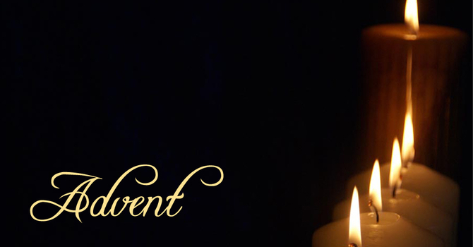 Advent and Christmas Newsletter image