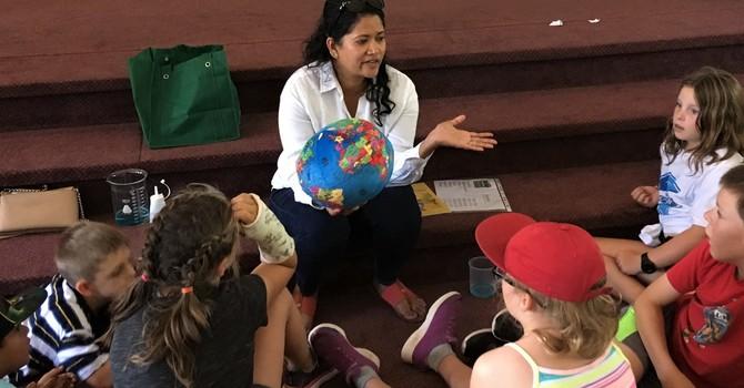 Wild Wonder Creation Care Summer Kids Camp  image