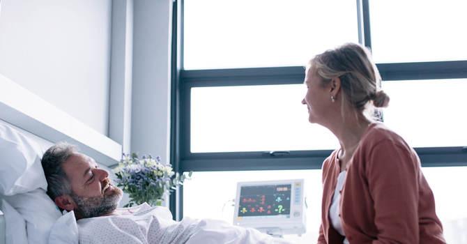 Visiting Hearts  image