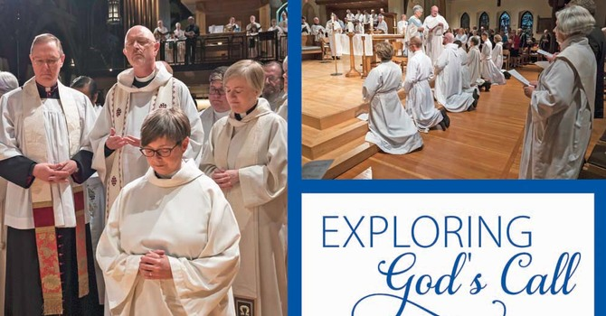 Exploring God's Call - Vocations Day