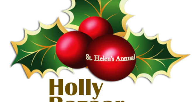St. Helen's Annual Holly Bazaar