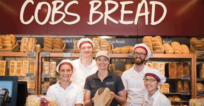 COBS 'Dough Raiser'