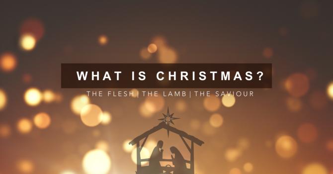 Jesus: The Flesh