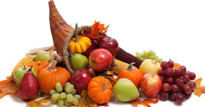 Thanksgiving Decor image