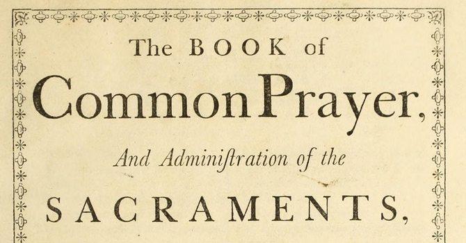 From the Desk of Rev. Elizabeth image