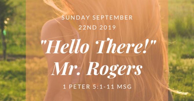 Sunday Bulletin - September 22, 2019