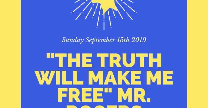 Sunday Bulletin - September 15th 2019 image