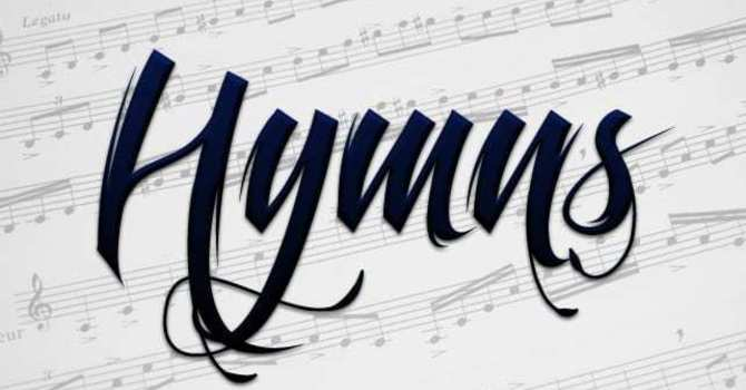Hymns for Sunday 14 June image