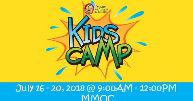 Summer Kids Camp - July 16-20