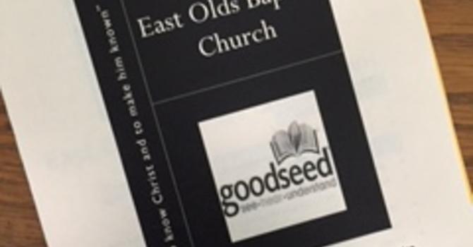 May 21, 2017 Church Bulletin image