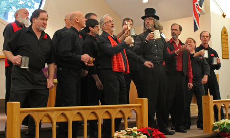 Soundings Vocal Ensemble - Sunday Dec. 9, 2:30 pm