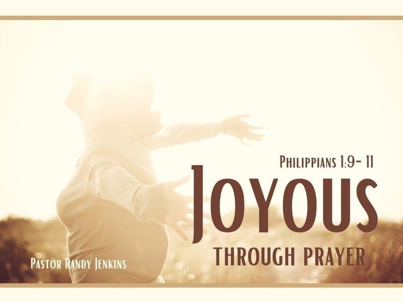 Joyous Through Prayer